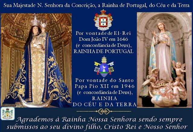 Resultado de imagem para imaculada conceição rainha de portugal