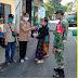 Babinsa Koramil 02 Banjarsari Bagukan Paket Sembako kepada para pejuang Veteran