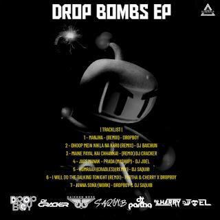 DROP BOMB EP (ALBUM) - DROP BOY