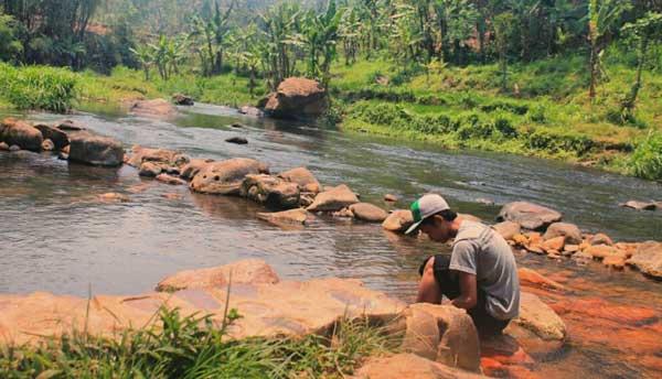 Sumber Air Panas Segaran Tiris