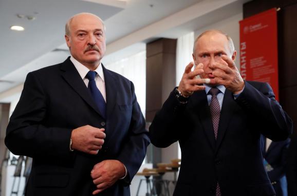 Аншлюс Білорусі. Лукашенко та Путін домовилися про єдиний парламент і уряд