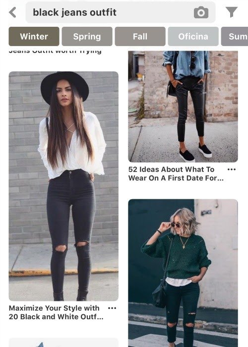 How to use Pinterest to help style clothes for moms