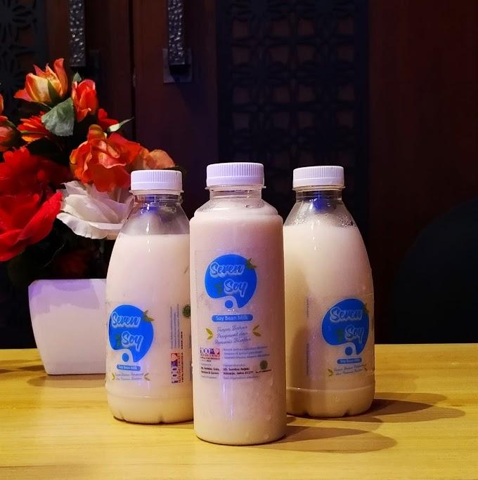 Susu Kedelai Seven Soy: Kandungan dan Manfaat