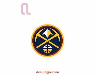 Logo Denver Nuggets Vector Format CDR, PNG