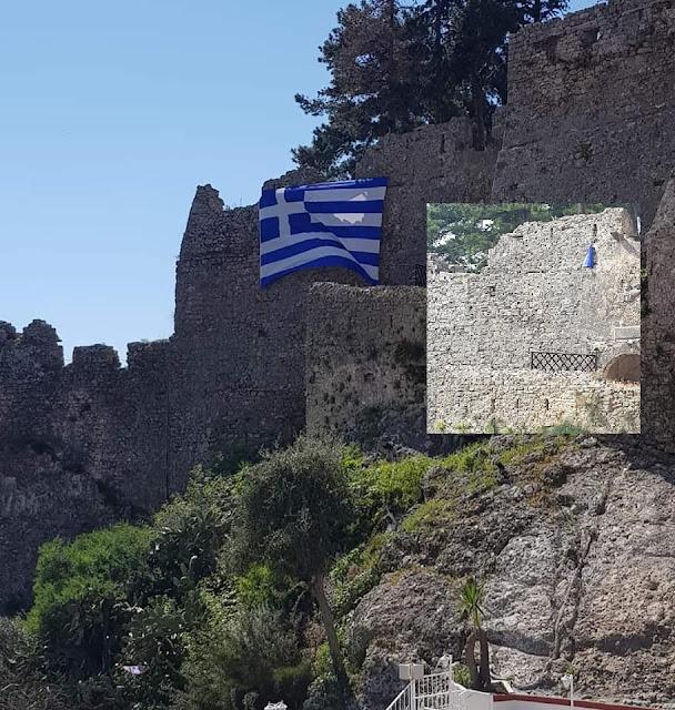 Άμεση ήταν η εξιχνίαση της υπόθεσης καταστροφής ελληνικής σημαίας που βρίσκονταν αναρτημένη εντός του Ενετικού Κάστρου Πάργας, ύστερα από μεθοδική έρευνα αστυνομικών του Αστυνομικού Τμήματος Φαναρίου και του Αστυνομικού Σταθμού Πάργας.