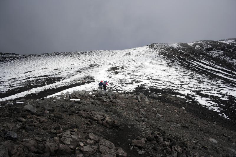 восхождение на вулкан толбачик камчатка