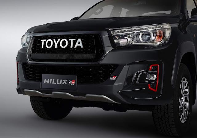 Nova Toyta Hilux 2020 V6