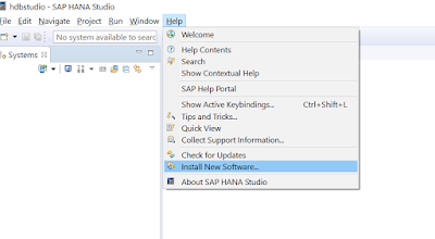SAP BW/4HANA, SAP HANA Studio, SAP HANA, SAP HANA Learning, SAP HANA Online Exam