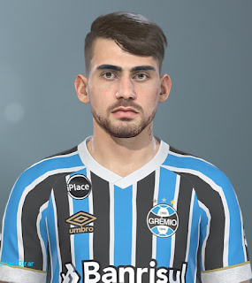 PES 2019 Faces Felipe Vizeu by Lucas Facemaker