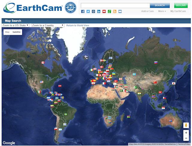 Brtiamerica magazine 2016 earthcam providing webcam content to the world gumiabroncs Gallery