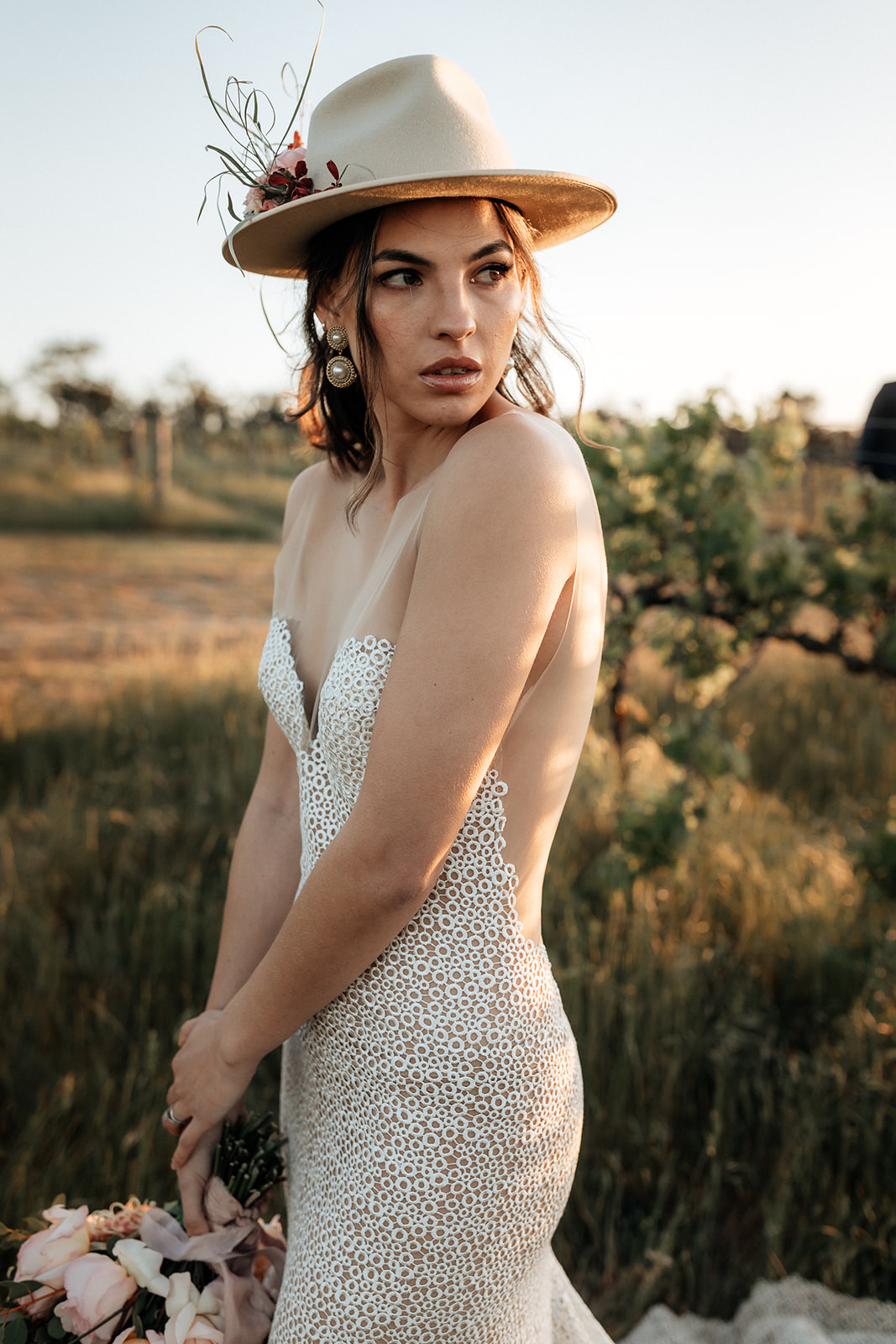 holly medway photography to the aisle australia country weddings floral design bridal gowns