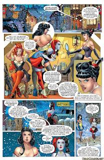 Comic: Review de Una cita con Harley de Amanda Conner y Jimmy Palmiotti - ECC Ediciones