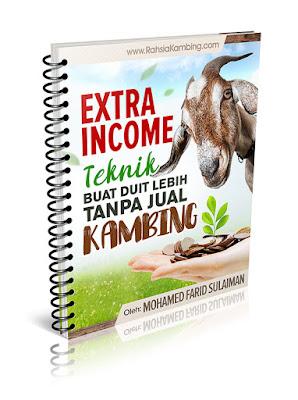 extra income tanpa ternak kambing