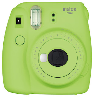 FUJIFILM MINI 9 INSTAX CAMERA LIME GREEN