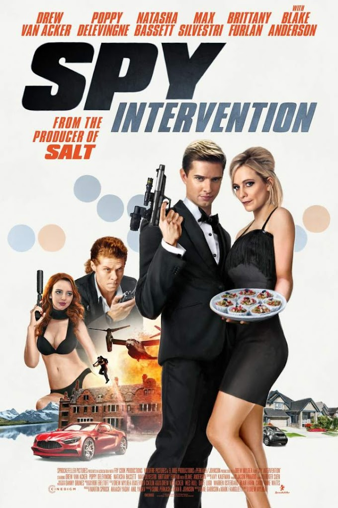 Movie : Spy Intervention ( 2020 )