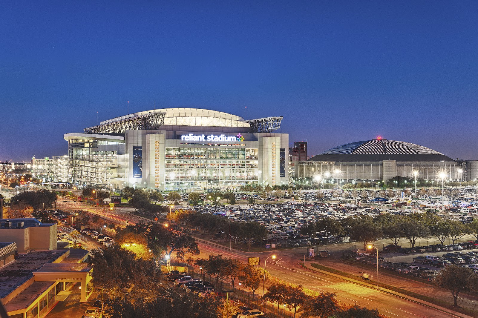 Astroturf 174 Reliant Stadium To Host Additional Events And