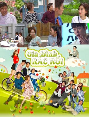 Poster phim: Gia Đình Rắc Rối (LT) 2019