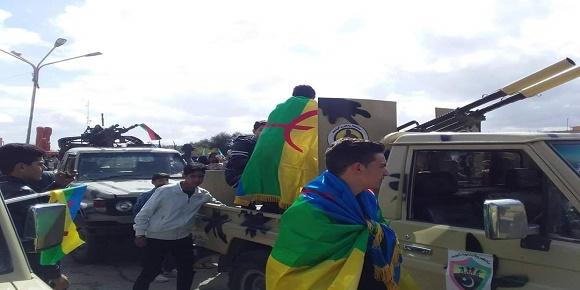 جادو ليبيا احياء  ثورة 17 فبراير