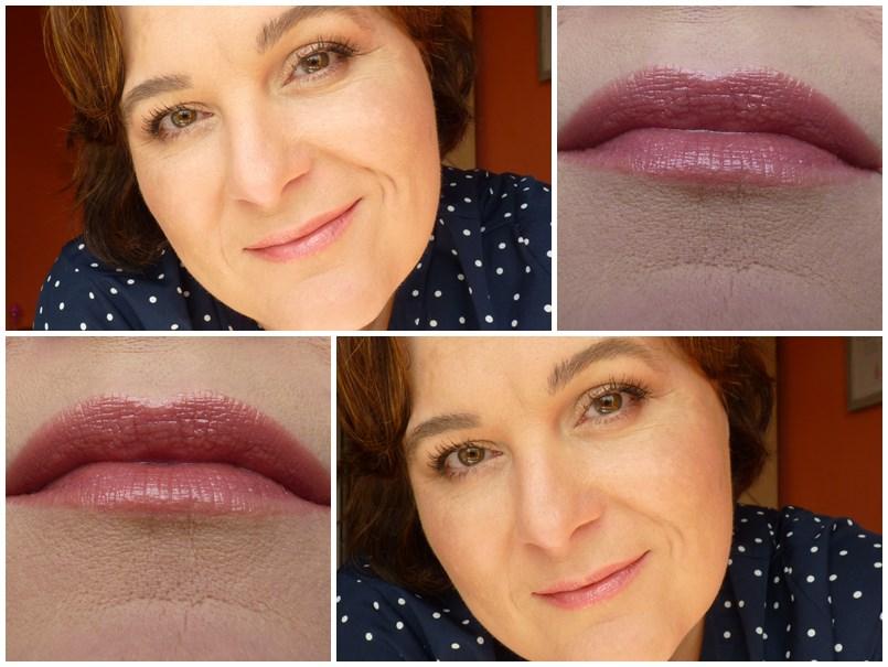 Fenty Beauty Slip Shine Sheer Shiny Lipstick w kolorze #Retro Rose