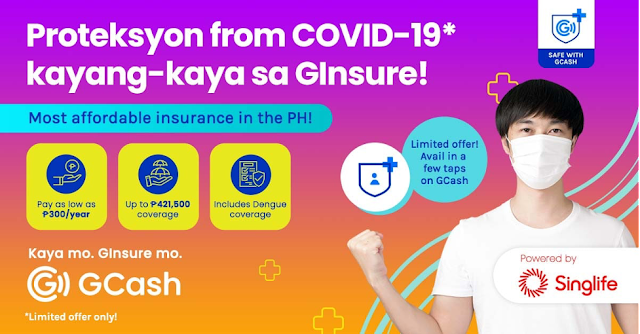 GCash gives away free health insurance to over 20 million Filipinos