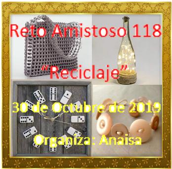 RETO AMISTOSO 118