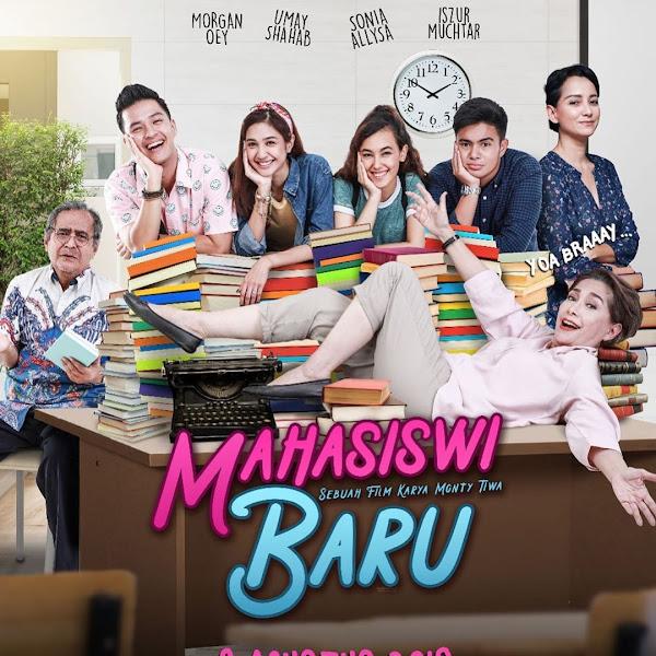 Film Komedi Keluarga, Mahasiswi Baru Segera Tayang