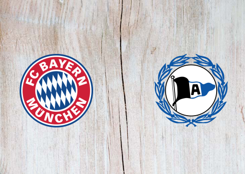 Bayern Munich vs Arminia Bielefeld Full Match & Highlights 15 February 2021