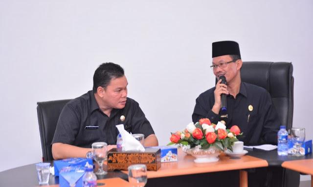 """Diskominfo Kota Palembang Menciptakan Aplikasi Baru """"Hallo Harno"""" Sebagai Sarana Informasi Kota Palembang"""