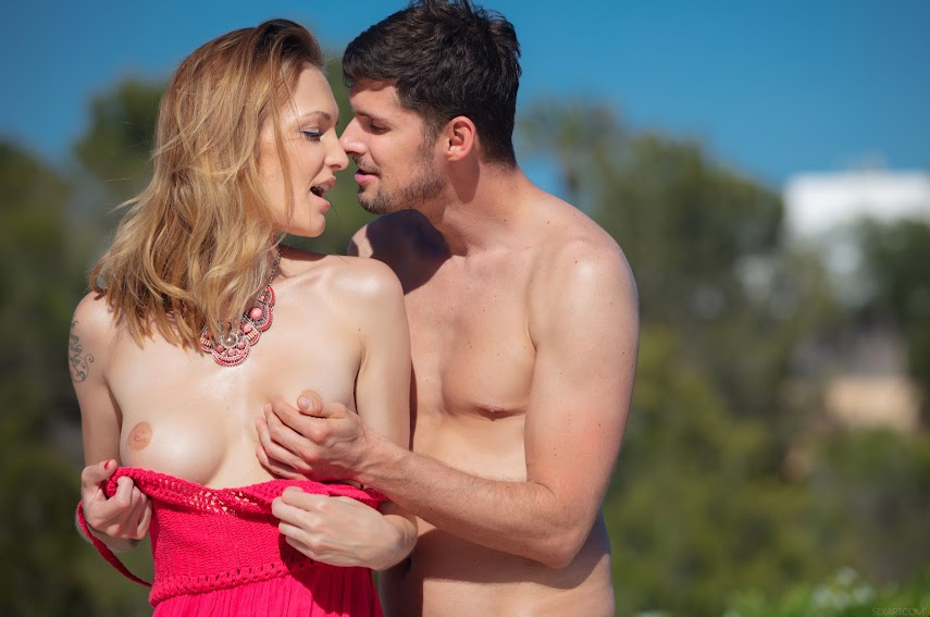 SexArt Belle Claire & Kristof Cale Belle