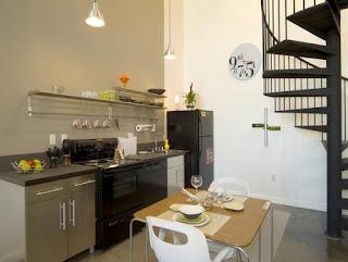 Contoh Meja Makan Rumah Minimalis Berkesan Mewah Paling Diminati