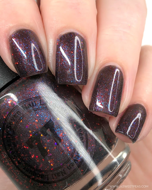 Seventy Seven Nail Lacquer Black Friday 2019