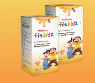 Madurasa Fitkidz: Multivitamin Tepat Untuk Menjaga Kesehatan Anak