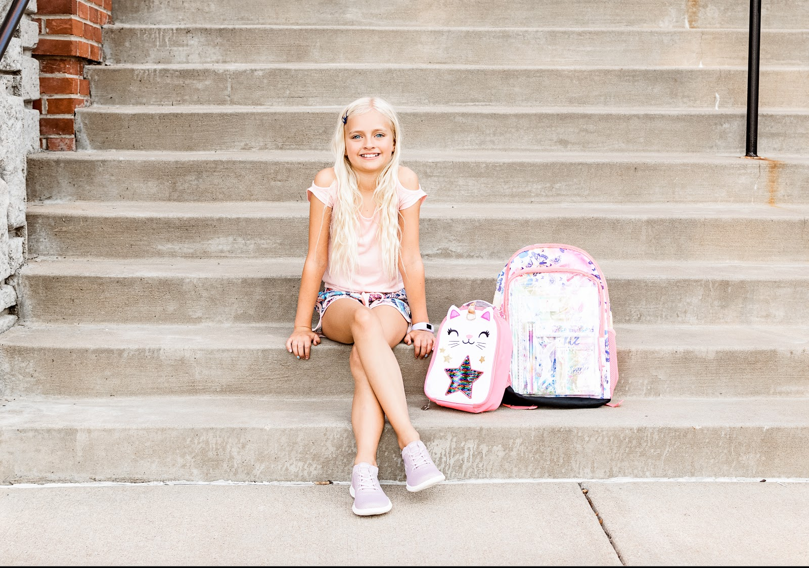 Back to School Shopping at Gordmans - Giving Back to No Kid Hungry! Back to School Shopping Shoes Clothes Backpack Lunchbox Girl Boy Kid Back to School School Bag School Lunch No Kid Hungry Gordmans