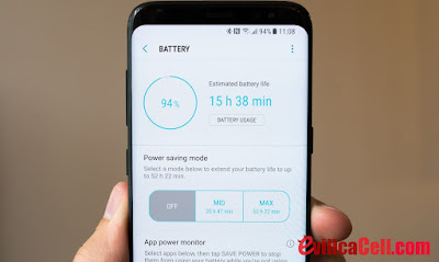 Saving Power Mode Samsung