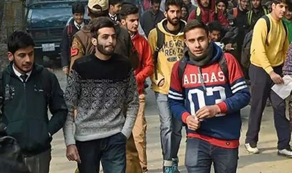 Kashmir youth will play an important role in ending terrorism