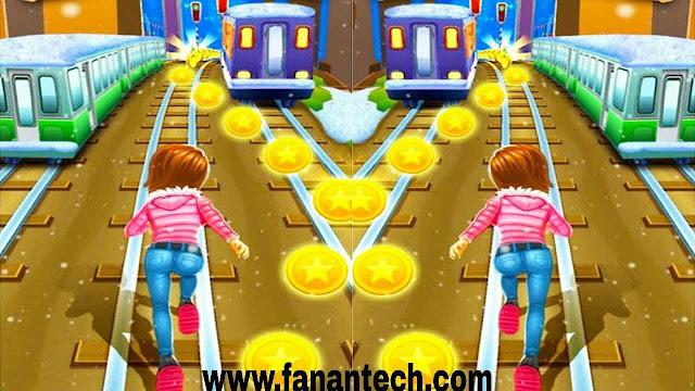 تحميل لعبة صب واي برنسيس رانر Subway Princess Runner للاندرويد والايفون برابط مباشر