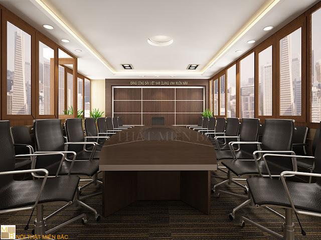 Tư vấn chọn bàn phòng họp dành cho 20 nhân sự - H2