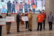 Jokowi Pimpin Peluncuran Bantuan PKH, BPNT dan BST se-Indonesia, Olly: Bantuan by name by address ke Rekening Penerima