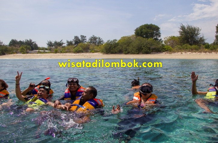 Trip Snorkling Gili Nanggu