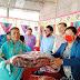 শুকনো মাছ ব্যবসায়ী সমিতির উদ্যোগে দুঃস্থ মহিলাদের শীত কম্বল বিতরণ - Sabuj Tripura News