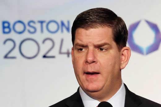 Boston sorprende y renuncia a los Juegos de 2024
