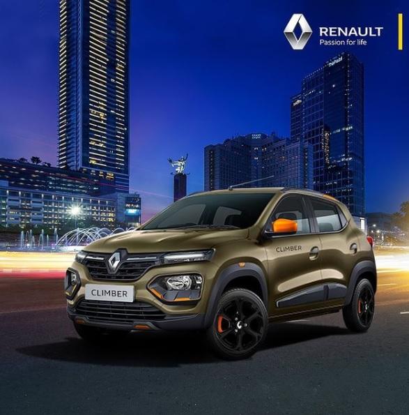 Renault Climber