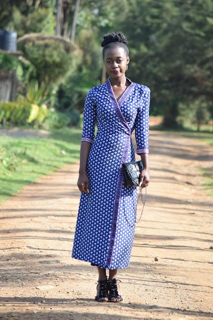 The kimono dress