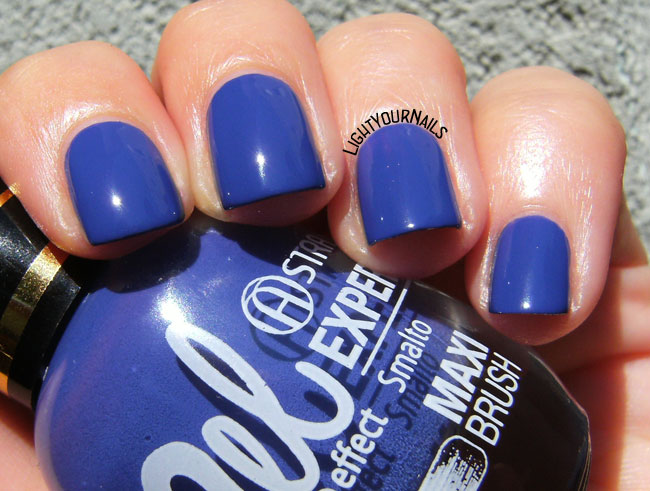 Astra Expert Gel Effect n. 36 Blueberry Beach