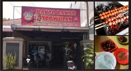 Taxi Malang Bakso Bakar Trowulan Abm Kuliner Malang