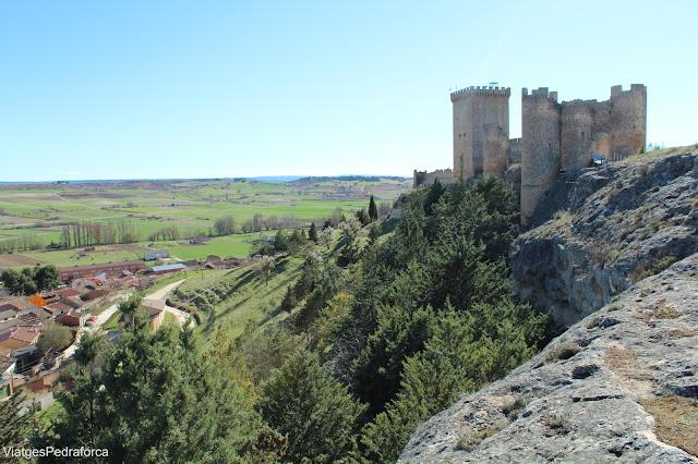 Castell de Peñaranda de Duero, Burgos, Ribera del Duero, Castilla y León