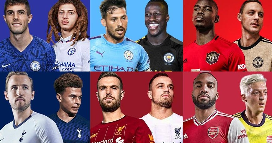 Overview: All 19-20 Premier League Kits Leaked / Released So Far