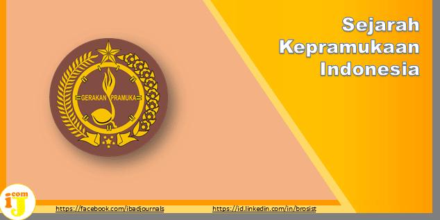 Sejarah Kepramukaan Indonesia