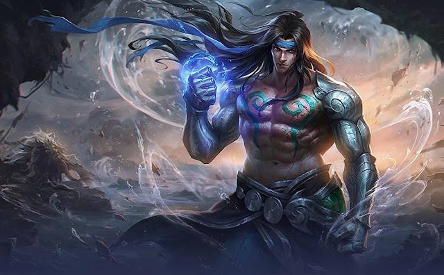 Badang Tribal Warrior Heroes Fighter of Skins Mobile Legends Wallpaper HD for PC