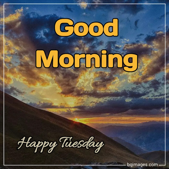 good morning tuesday images hd